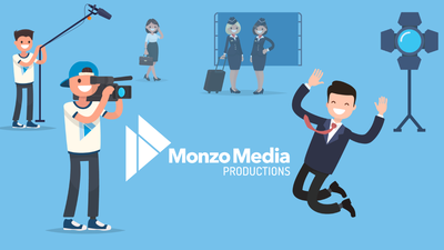 Monzo Media Productions - Explainer video