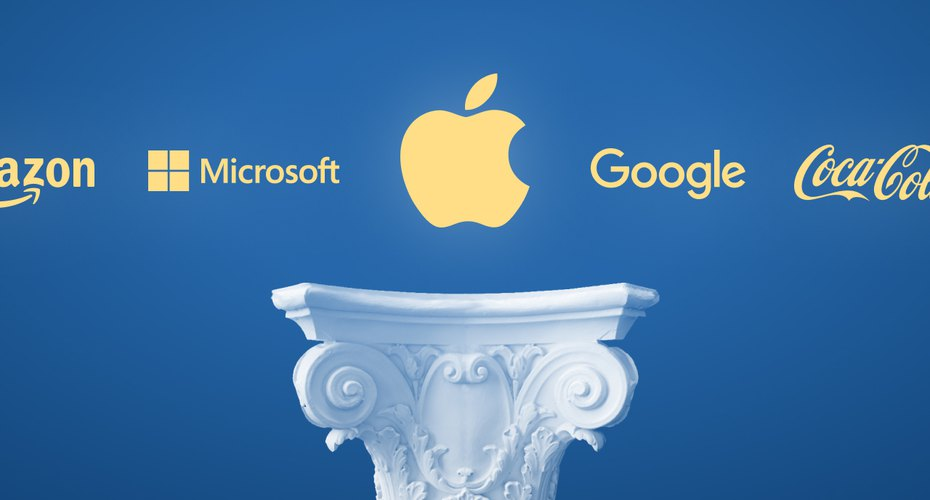 Top 10 Richest Brands and Their Iconic Company Logos