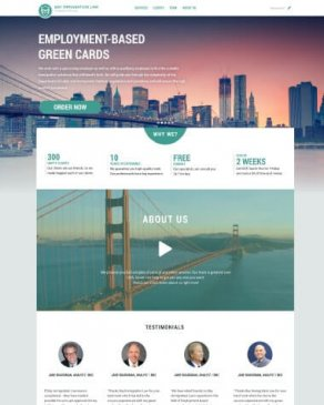 Bay Immigration Law Version of Design