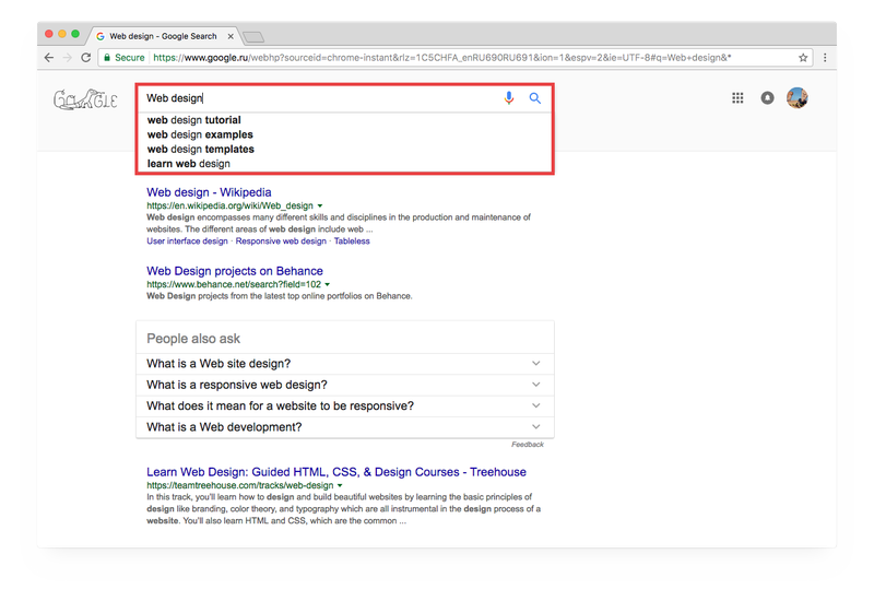 Collect words and phrases at your competitors' websites and view Google's recommended keywords, img 1