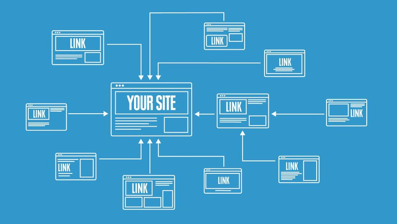 Website structure in SEO strategy