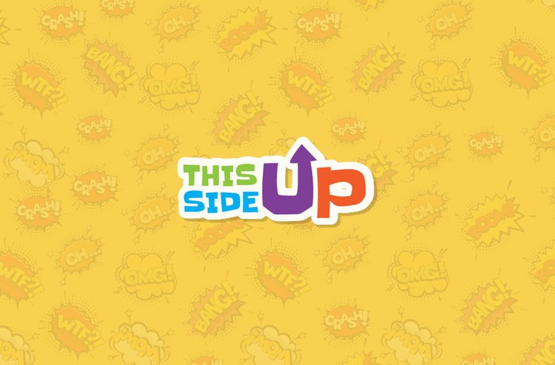 Logo development for This Side Up
