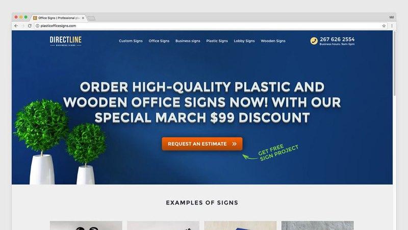 12 Stunning Website Design Ideas By Direct Line Development