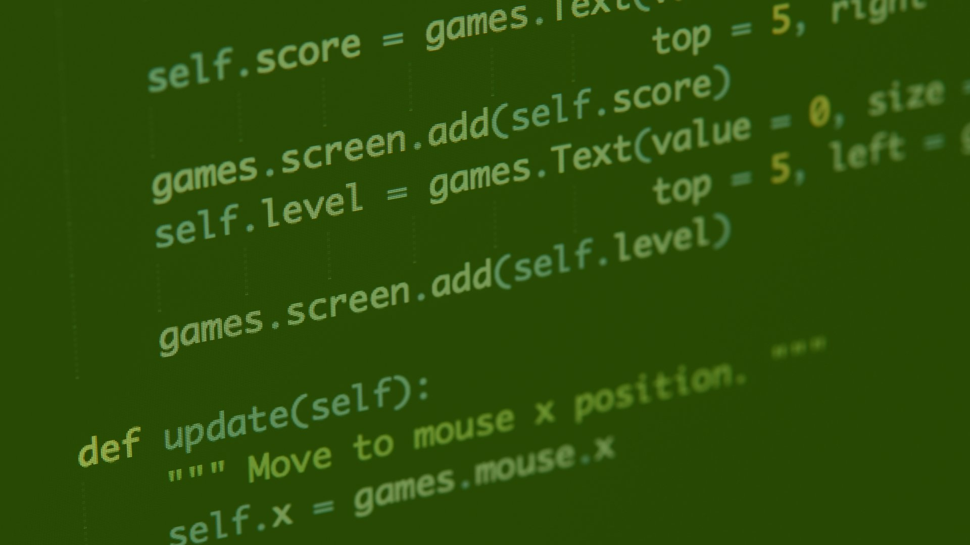 Using Python To Design Websites