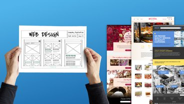 What is Custom Web Design?