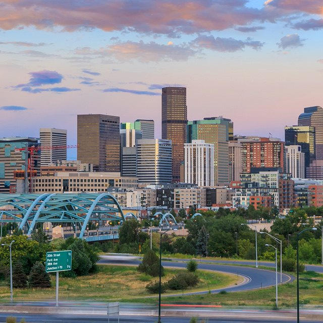 Denver is the city where we work